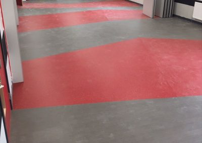 Royal Mail Depot - Safety Vinyl Flooring